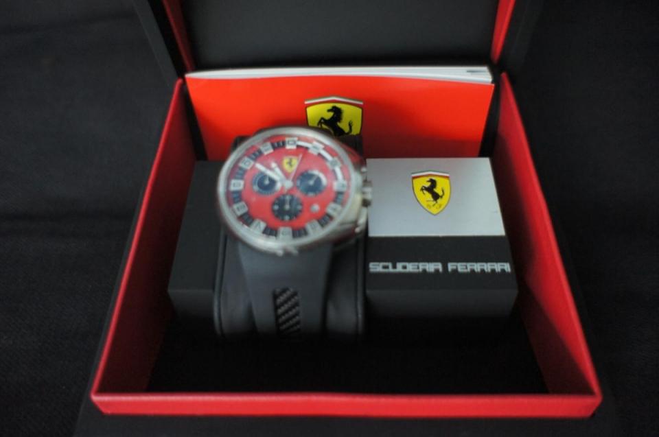 Accessoires Ferrari